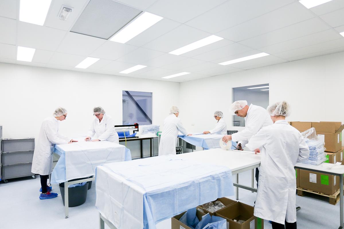 valuepack szprotawa pakowanie wyrobów medycznych